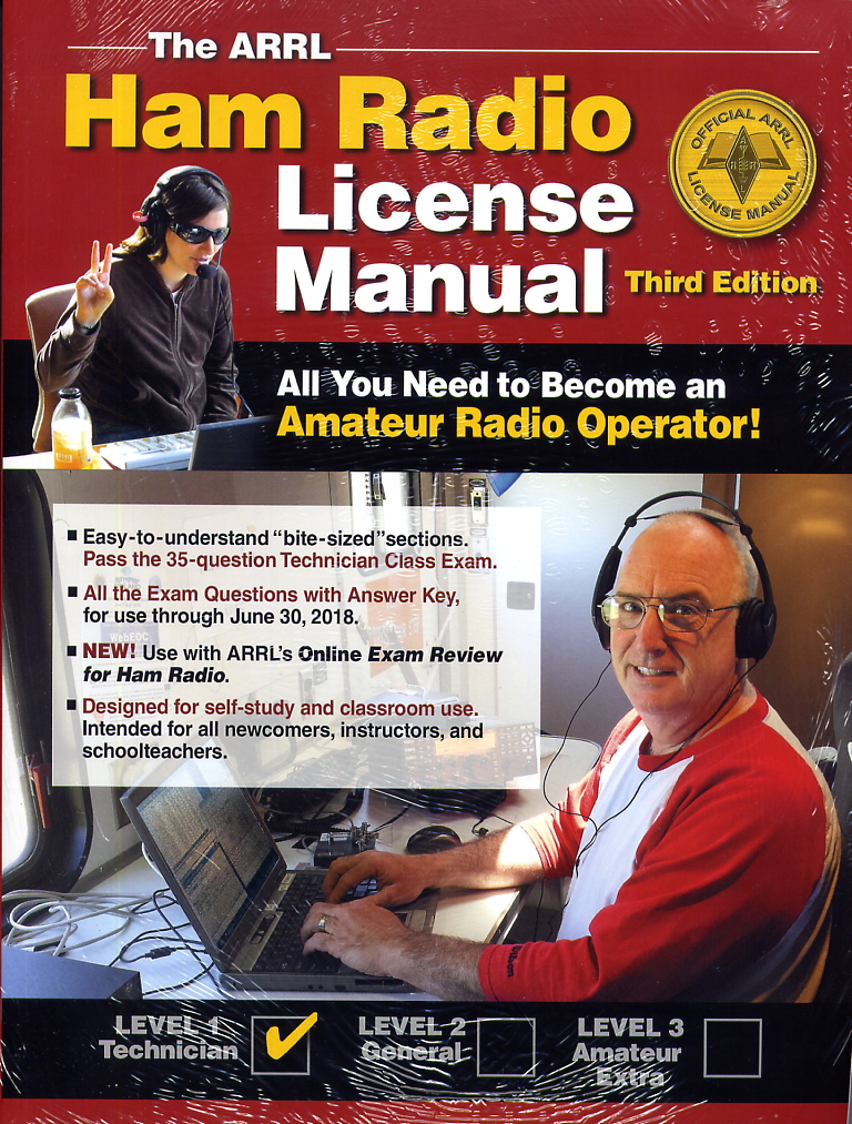 k5qhd garland amateur radio club instruction rh wildfire productions com the arrl ham radio license manual pdf the arrl ham radio license manual paperback